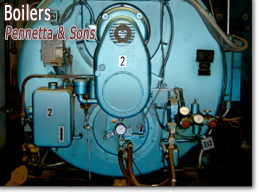 Pennetta & Sons - Heating
