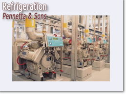 Pennetta and Sons - Refrigeration for the New Jersey Area